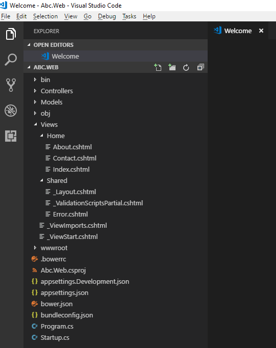ASP NET Core 2 0 - Using JQuery DataTables - Filtering (VSCode)